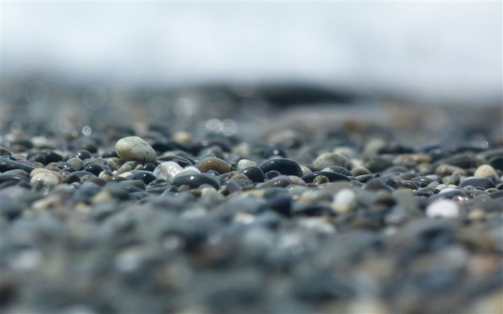 Stone Bokeh All Mac wallpaper