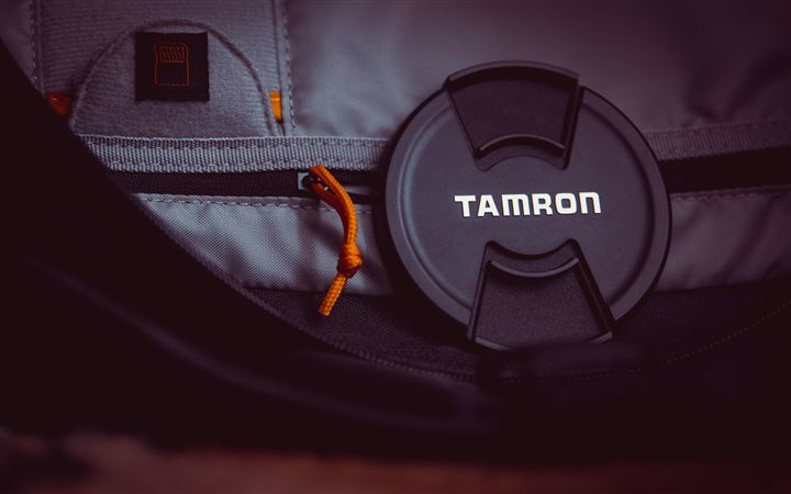TAMRON All Mac wallpaper