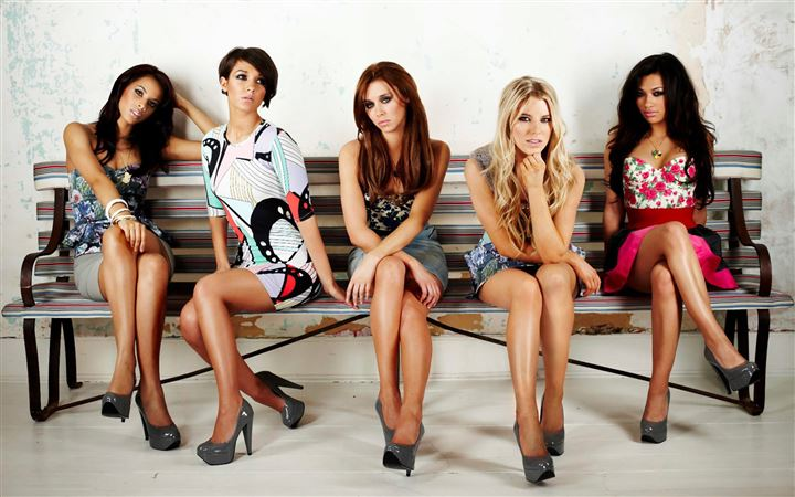 The Saturdays 8 All Mac wallpaper