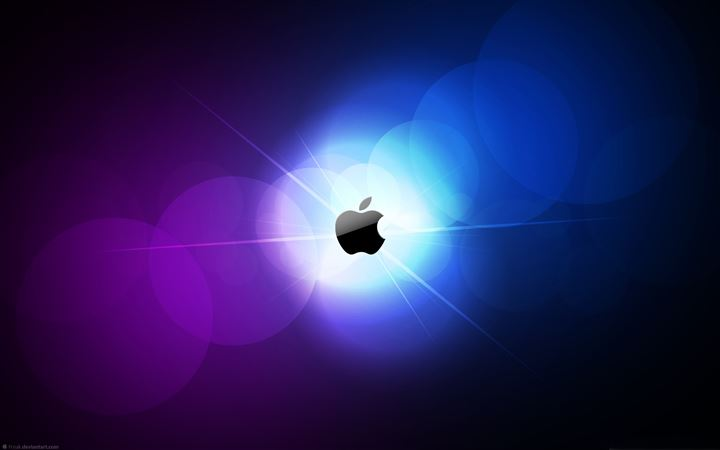 Think different apple mac MacBook Air wallpaper