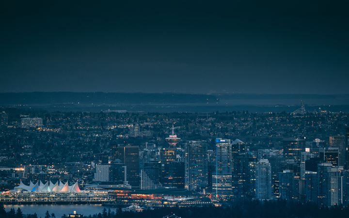 Vancouver, Canada All Mac wallpaper