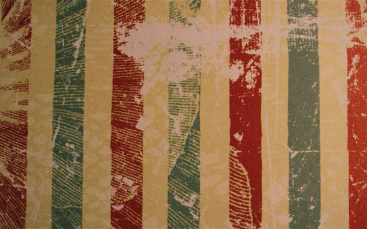 Vintage Colored Stripes Abstract All Mac wallpaper