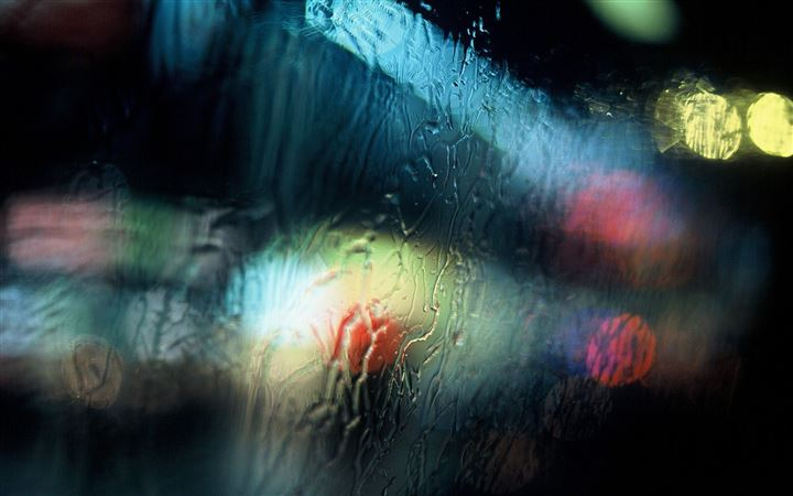 Wet Window Photography All Mac wallpaper