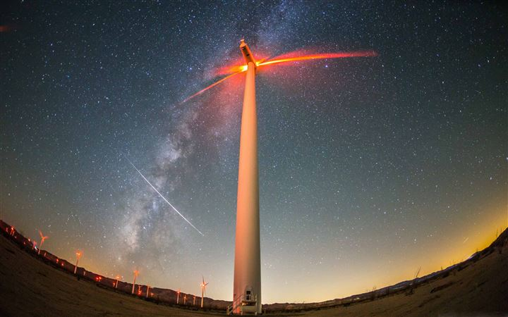 Wind Energy All Mac wallpaper