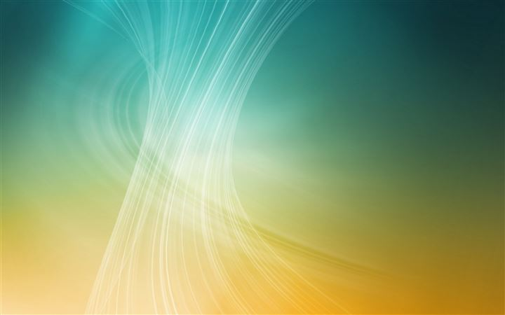 Yellow Wave Abstract All Mac wallpaper