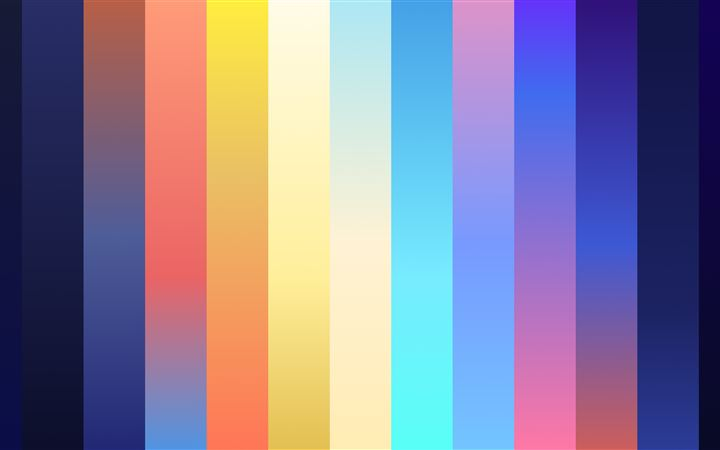 dynamic gradient 5k All Mac wallpaper