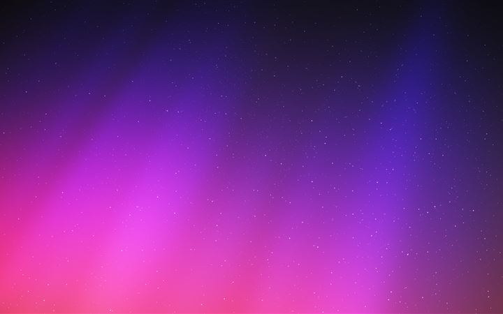 earth aurora borealis 5k MacBook Air wallpaper