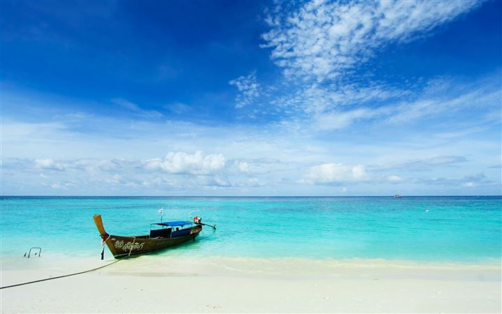 lipe island Thailand All Mac wallpaper