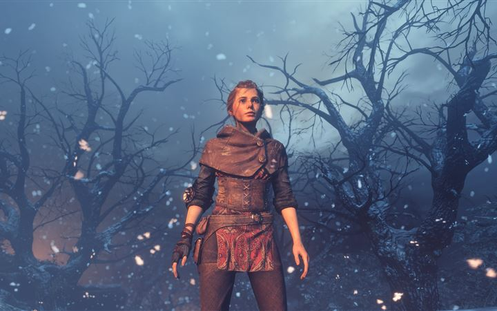 lost somewhere a plague tale innocence All Mac wallpaper