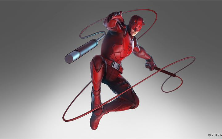 marvel ultimate alliance 3 2019 daredevil All Mac wallpaper