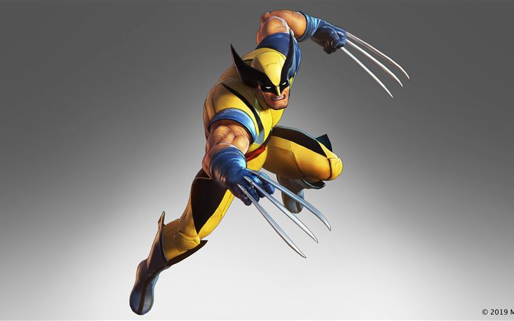 marvel ultimate alliance 3 2019 wolverine All Mac wallpaper