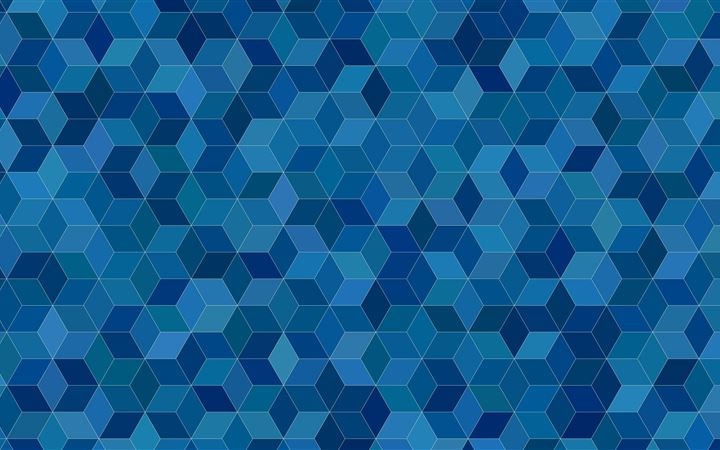 polygons abstract patterns 5k All Mac wallpaper