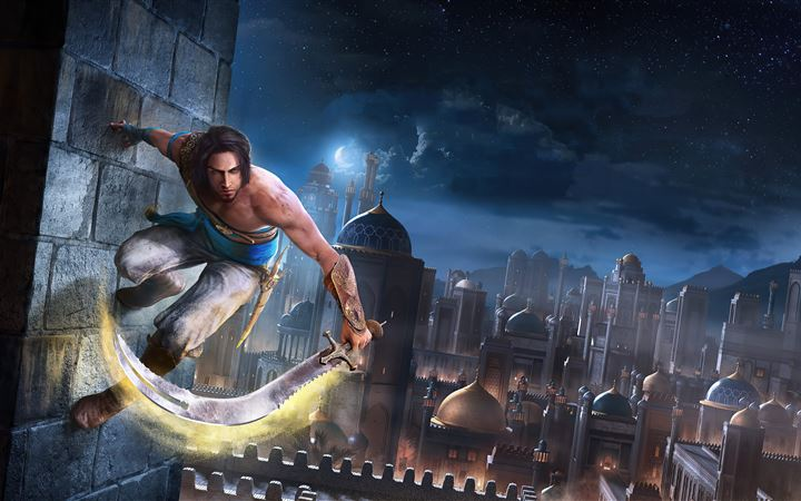 prince of persia the sands of time remake 2021 All Mac wallpaper