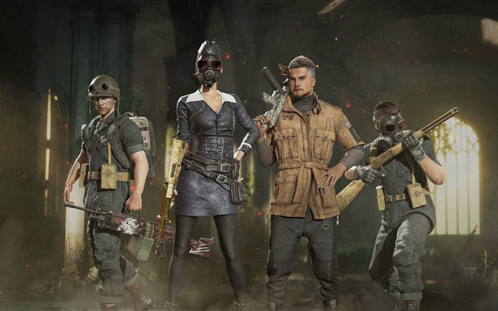 pubg season 5 2019 All Mac wallpaper