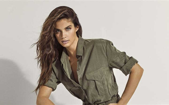 sara sampaio 2019 5k new All Mac wallpaper