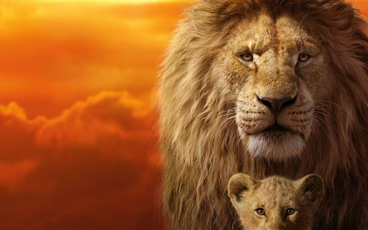 the lion king 8k All Mac wallpaper