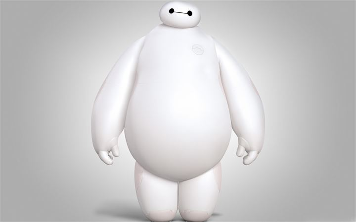Big Hero Movie Baymax MacBook Pro wallpaper
