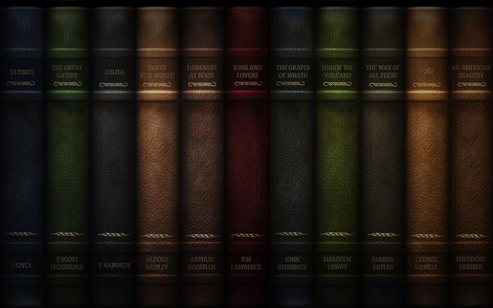 Books MacBook Pro wallpaper