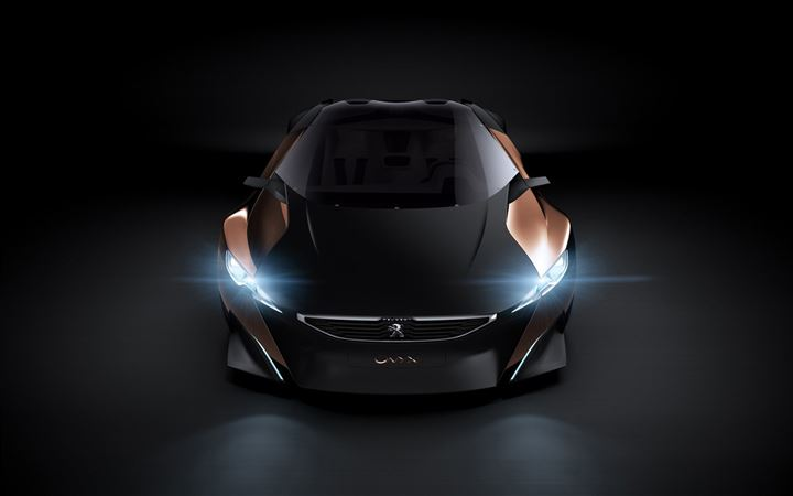 Peugeot Onyx MacBook Pro wallpaper
