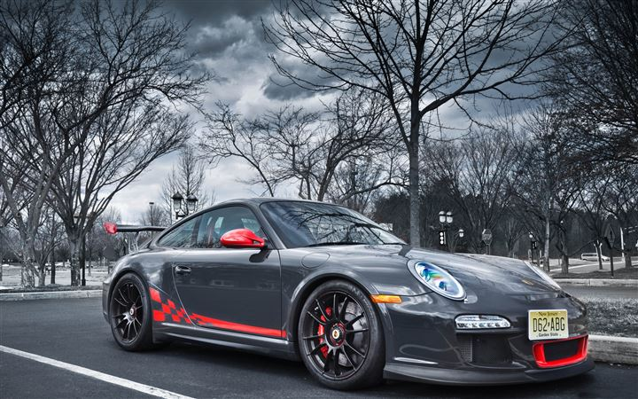 Porsche 911 sport tuning MacBook Pro wallpaper