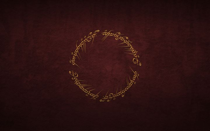 The runes MacBook Pro wallpaper