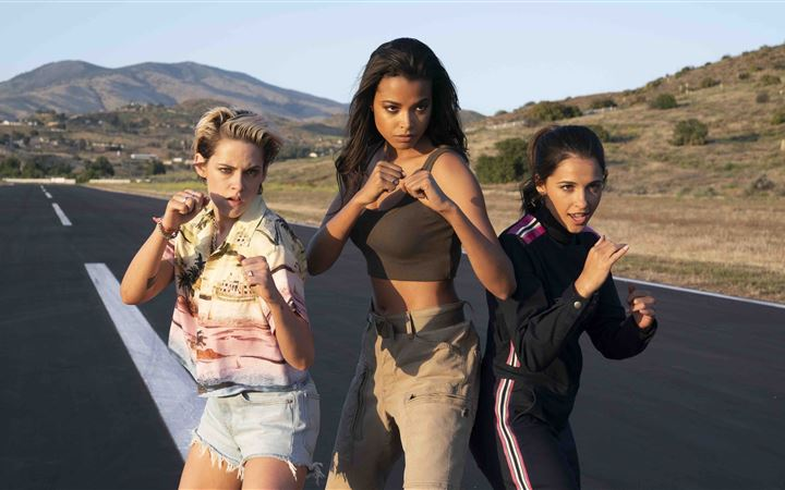 charlies angels 2019 5k movie MacBook Pro wallpaper