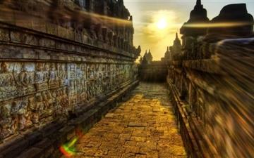 The Buddhist Temple Mac wallpaper
