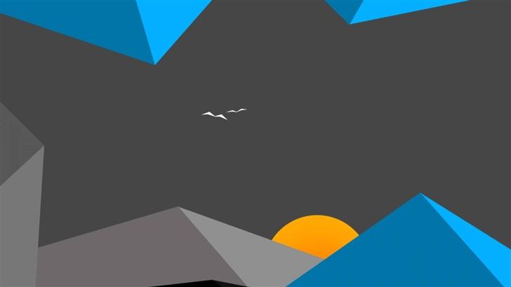 Uhd Landscape Mac Wallpaper