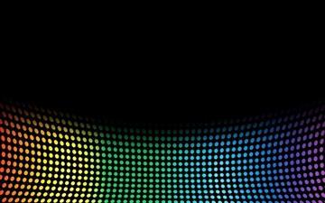 Dots Mac wallpaper