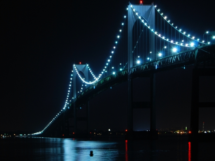 Newport Bridge Rhode Island Mac Wallpaper