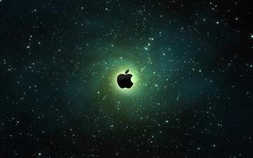 Apple Galaxywall Mac wallpaper