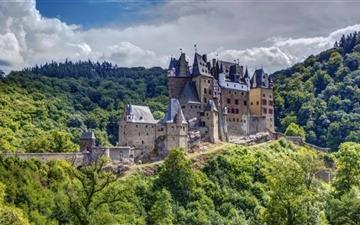 Eltz Castle Germany Mac wallpaper