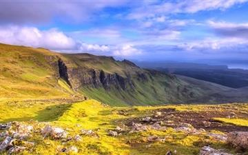 Isle Of Skye Panoramic Mac wallpaper