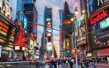 New York City Travel All Mac wallpaper