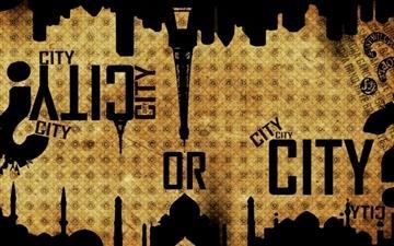 City Or City Mac wallpaper