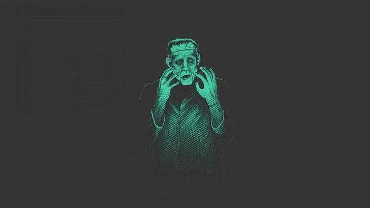 Frankenstein Monster Mac Wallpaper