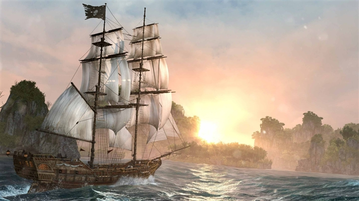 Assassins Creed Black Flag Mac Wallpaper