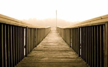 Dock On Deer Isle Me Mac wallpaper