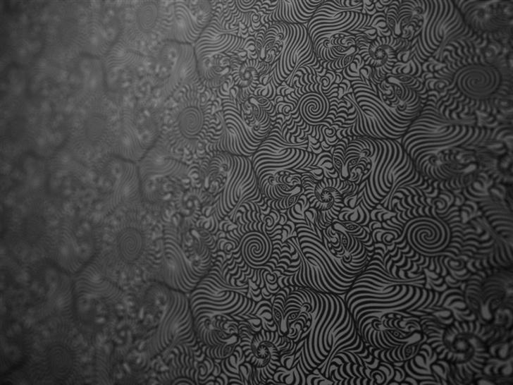 Texture Black White Patterns Tigers Mac Wallpaper
