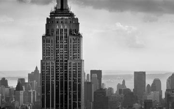 Empire State Building All Mac wallpaper