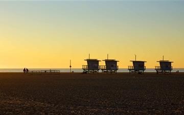 Los Angeles Venice Beach Mac wallpaper