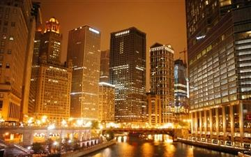 Chicago River All Mac wallpaper