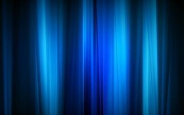Blue Curtain Mac wallpaper