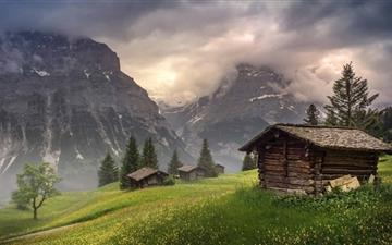 Canton Of Bern Switzerland Mac wallpaper