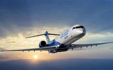 Fly Plane Mac wallpaper