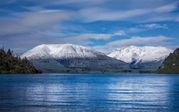 Lake Wakatipu Bay Mac wallpaper