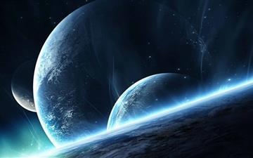 The Planets Mac wallpaper