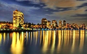 West Vancouver Canada Mac wallpaper