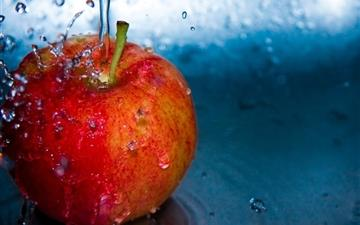 Apple Fruit Mac wallpaper