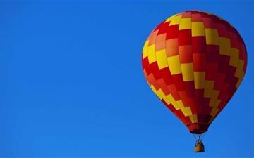 Hot Air Balloon Mac wallpaper